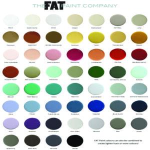 Cougar Chic Decor FAT Paint