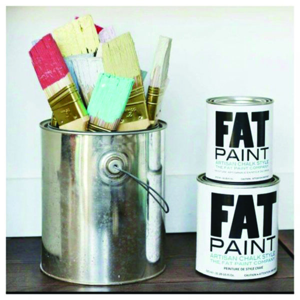 Cougar Chic Decor FAT Paint